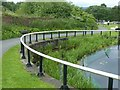 NS5669 : Maryhill Locks, Forth and Clyde Canal by Alan Murray-Rust