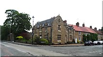 NZ2237 : Houses in Brancepeth by Anthony Parkes