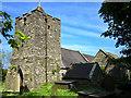 SH3290 : St Mary's Church, Llanfair-yng-Nghornwy by Jeff Buck