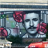 NS5964 : Charles Rennie Mackintosh on Clyde Street by Alan Murray-Rust