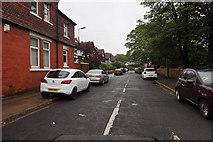 SJ3787 : Eastfield Drive off Aigburth Road, Liverpool by Ian S