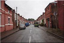 SJ3787 : Brentwood Avenue off Aigburth Road, Liverpool by Ian S