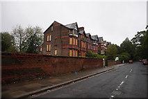 SJ3787 : Normanton Avenue off Aigburth Road, Liverpool by Ian S
