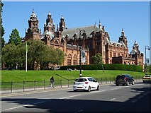 NS5666 : Kelvingrove Art Gallery and Museum by Philip Halling