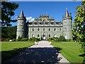 NN0909 : Inveraray Castle by Philip Halling