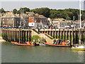 SW9275 : Padstow speedboats loading passengers by David Hawgood