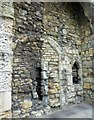 SU4111 : Southampton - City Walls - Arcade by Rob Farrow