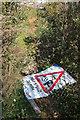 SX9066 : Sort of way in to Nightingale Park by Derek Harper