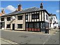 TM4656 : The Mill Inn, Aldeburgh by Adrian S Pye