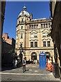 NS5965 : Two Buchanan Street landmarks, Glasgow by Robin Stott