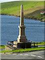 HU3733 : Burra War Memorial by David Dixon