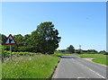 SK3812 : Heather Road into Normanton le Heath by JThomas