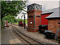 SD4422 : West Lancashire Light Railway at Becconsall by David Dixon