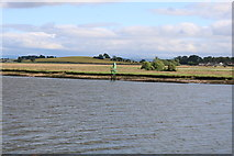 NS4870 : River Clyde at Newshot Island by Billy McCrorie