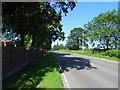 SK3415 : Measham Road, Ashby-de-la-Zouch by JThomas