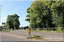 SP9066 : London Road entering Wellingborough by David Howard