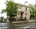 NS5866 : 122 Hill Street, Garnethill, Glasgow by Alan Murray-Rust