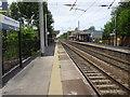 SJ5995 : Newton-le-Willows railway station, Lancashire by Nigel Thompson