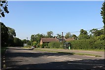 SP8870 : Wellingborough Road, Great Harrowden by David Howard