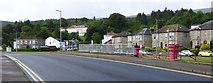 NS1676 : Wellington Street bridge by Thomas Nugent