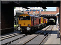 SD8010 : Class 20 Diesel Electric Locomotives at Bury by David Dixon