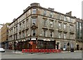 NS5865 : The Griffin, Bath Street at Elmbank Street by Alan Murray-Rust