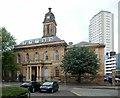 NS5866 : Dunstan Court, Cowcaddens, Glasgow by Alan Murray-Rust