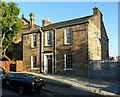 NS5866 : 133/135 Hill Street, Garnethill, Glasgow by Alan Murray-Rust