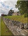 NH9445 : Ardclach Parish Church by valenta