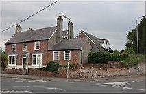 SU1660 : House on High Street, Pewsey by David Howard
