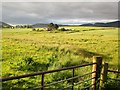 NJ2422 : Looking towards Eskemore from Millbank, Braes of Glenlivet by Alan O'Dowd