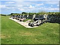SW8231 : Nine Gun Battery, Pendennis Castle, Falmouth by G Laird