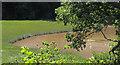 SX8557 : Head of mill pool, Stoke Gabriel by Derek Harper