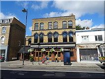 TQ3386 : The White Hart, Stoke Newington by JThomas