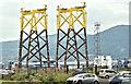 """J3778 : The """"Boabarage 36"""", Belfast harbour - July 2019(2) by Albert Bridge"""