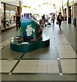 SJ8990 : Mrs Mersey the Happy Shopper by Gerald England