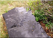 TG2408 : The grave of Francis Patrick Connors by Evelyn Simak