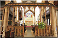 TM5076 : Rood Screen by Richard Croft