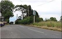 SU1961 : Burbage Road, Milton Lilbourne by David Howard