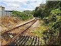SH8077 : Rusty tracks by Richard Hoare
