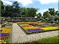 TQ3473 : The Sunken Garden in Horniman Gardens by Marathon
