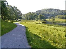NY3303 : Elterwater to Skelwith Bridge [10] by Michael Dibb