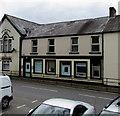 SO1107 : Former Lloyds Bank branch, High Street, Rhymney by Jaggery