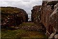 NG8698 : Geodh' Fuar by Mick Garratt