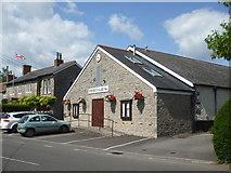 ST6438 : Evercreech village hall by Neil Owen