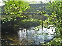 NY3303 : Skelwith Bridge to Slater Bridge [18] by Michael Dibb