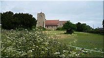 SO4970 : All Saints Church (Richards Castle) by Fabian Musto