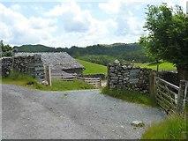 NY3103 : High Birk Howe Farm [2] by Michael Dibb