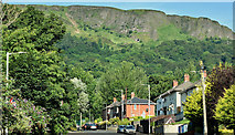 J3479 : Gray's Lane and the Cave Hill, Belfast (July 2019) by Albert Bridge