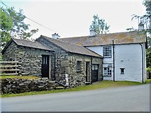 NY3204 : Elterwater houses [4] by Michael Dibb